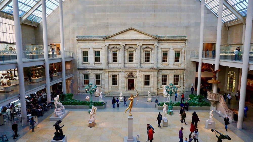 NY Mettropolitan Art Museum