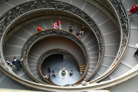 Spiral Staircase Vatican1